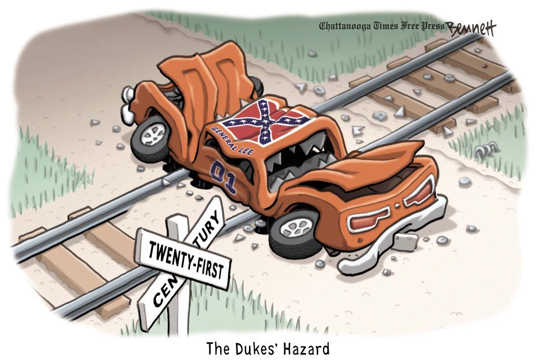 Gallery: Confederate flag cartoons | Digital Exclusives