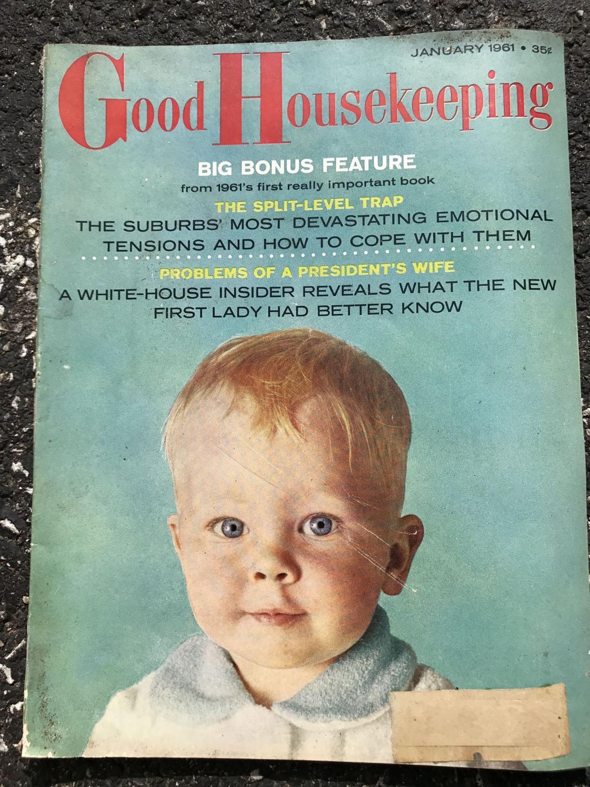 1961 magazine ads