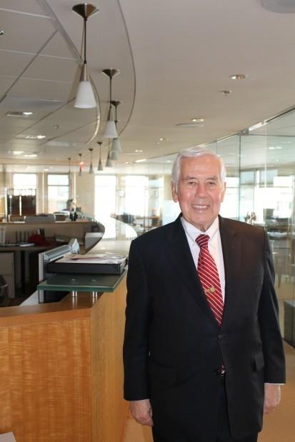 Richard Lugar's next chapter