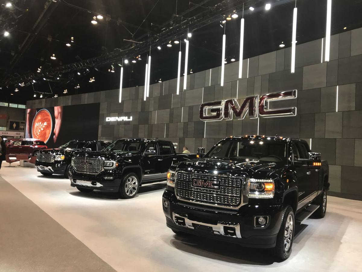 Gallery: First look at the Chicago Auto Show