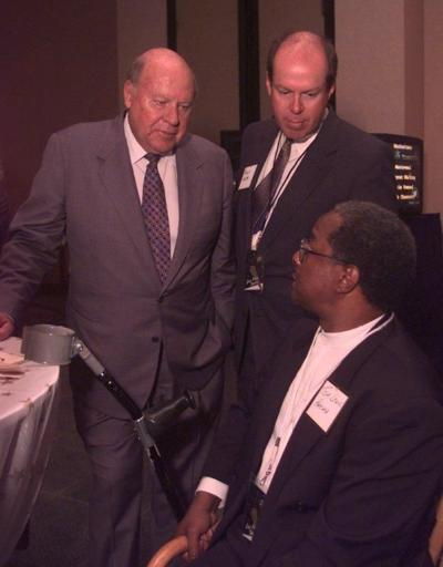 White Lodging founder Bruce White to be enshrined in Purdue Business Hall of Fame