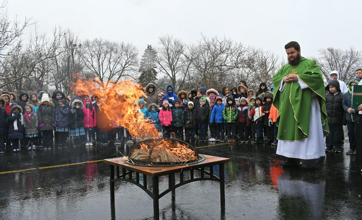 Here's where Region Catholics can get their ashes on Ash Wednesday