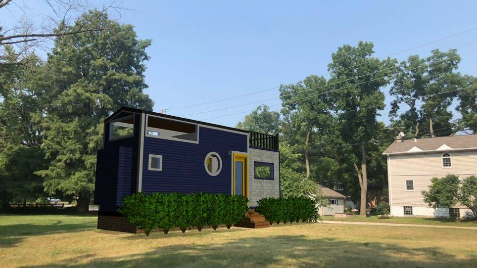 Tiny House makes big impression on Schererville council