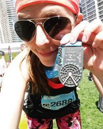 The Unnatural-born Athlete: Another 13.1 run and done