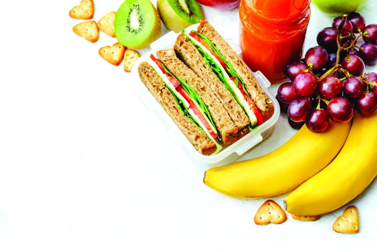 How to eat healthy while on the go