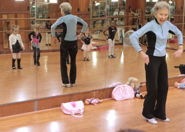 Raising the barre: 85-year-old dance instructor going strong after 65 years of teaching