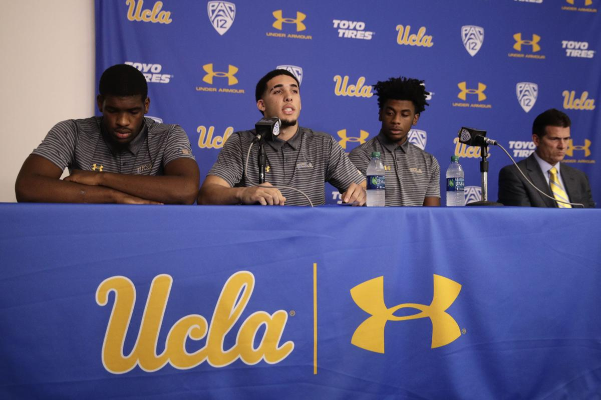 UCLA Players Questioned Trump