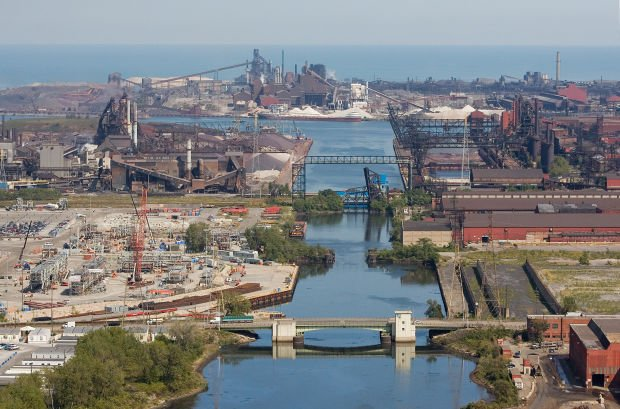 Great Lakes steel production continues strong start