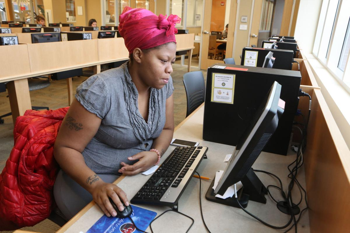 Libraries' role these days in society