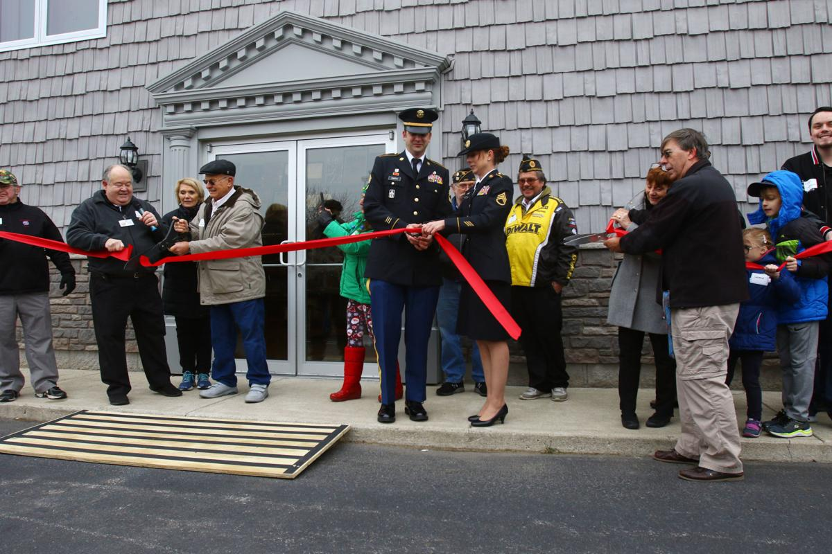 Veterans Center opens at Tri-Town Safety Village