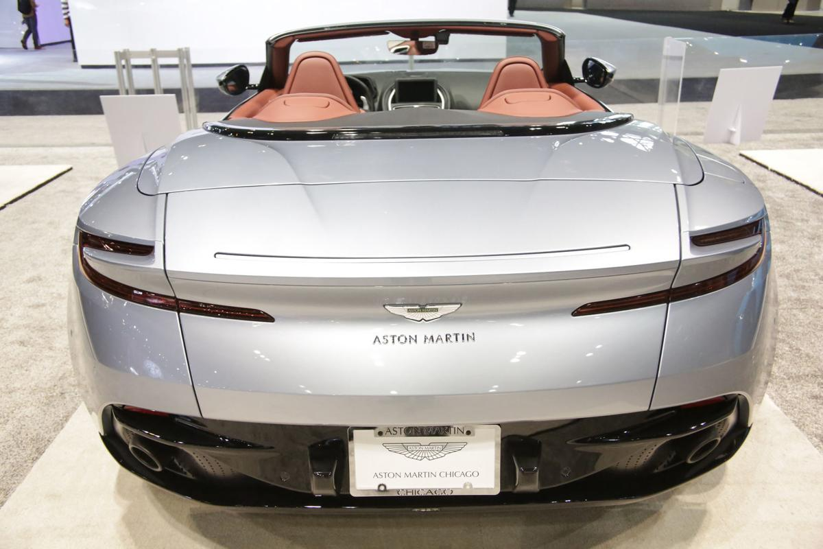 Chicago Auto Show rolls back to McCormick Place with first