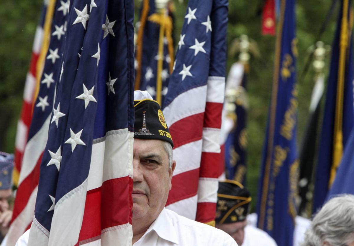 Veterans Memorial Service