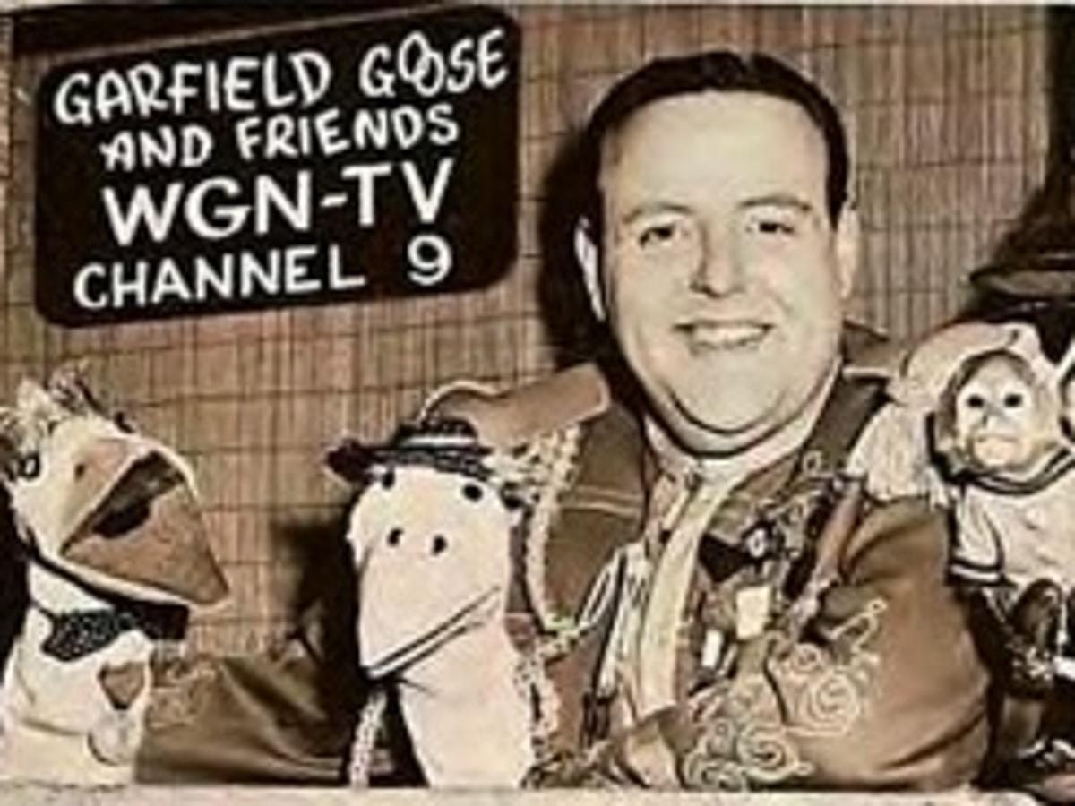 Offbeat New Behind The Scenes Look At Garfield Goose On Web Offbeat With Phil Potempa Nwitimes Com