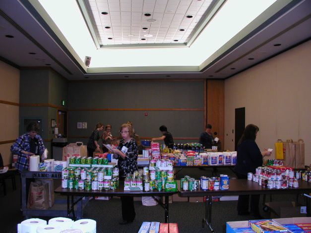 Franciscan outreach goes beyond health care to serve thousands in the Region