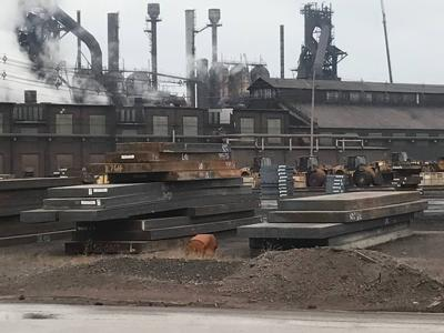 Great Lakes steel production rallies for third straight week