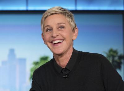 Golden Globe-Ellen DeGeneres
