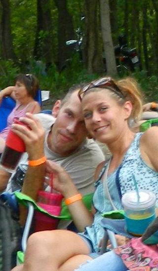Shawn and Alisha Robb