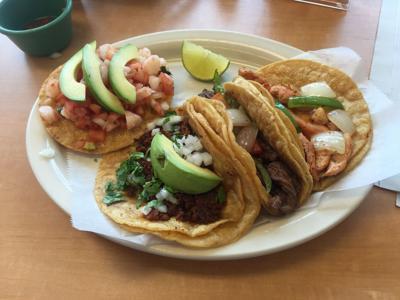 TASTE TEST: Mezquitacos grills up fajitas-style tacos