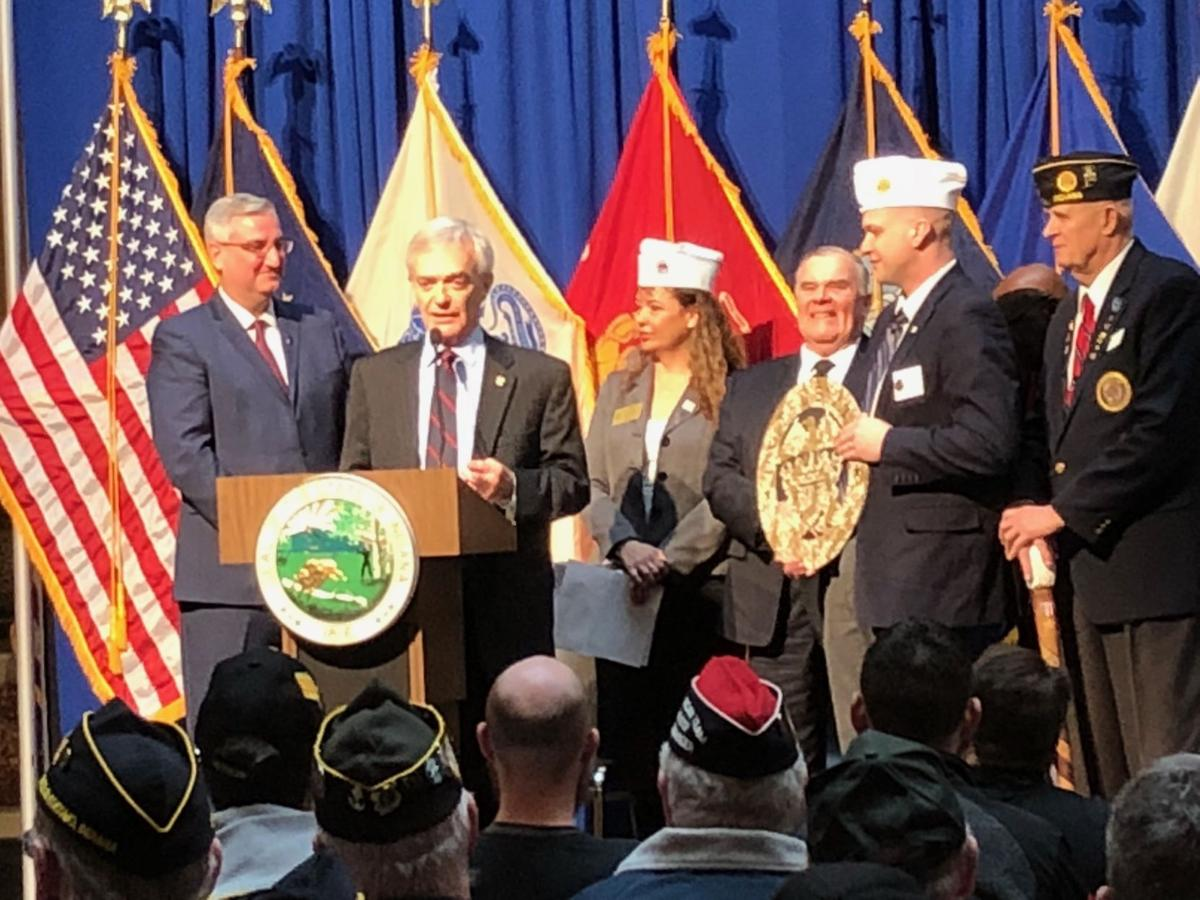 Hoosier veterans celebrate service to country, urge Indiana lawmakers to act on veterans legislation