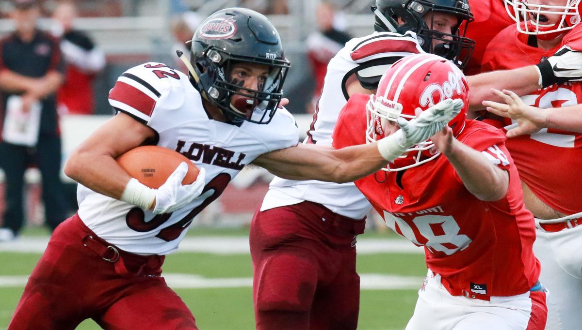 AP Indiana High School Football Top 10 Teams | NWI Preps Football