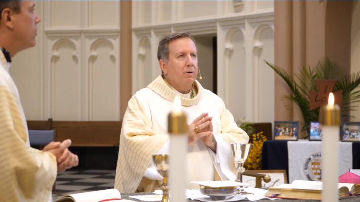 Bishop Noll Institute Baccalaureate Mass