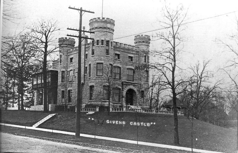 'Chicago's Only Castle'