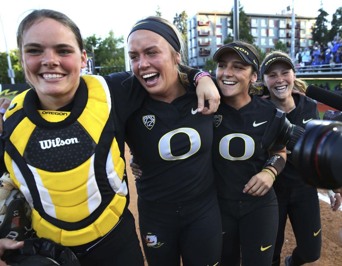 NCAA Kentucky Oregon Softball
