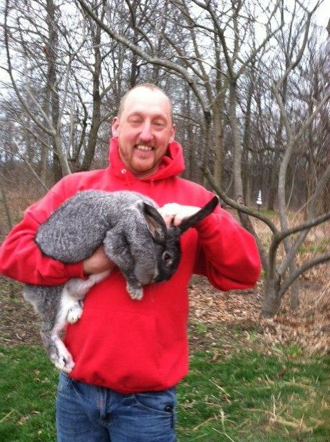 Taltree mourns loss of big, beloved rabbit