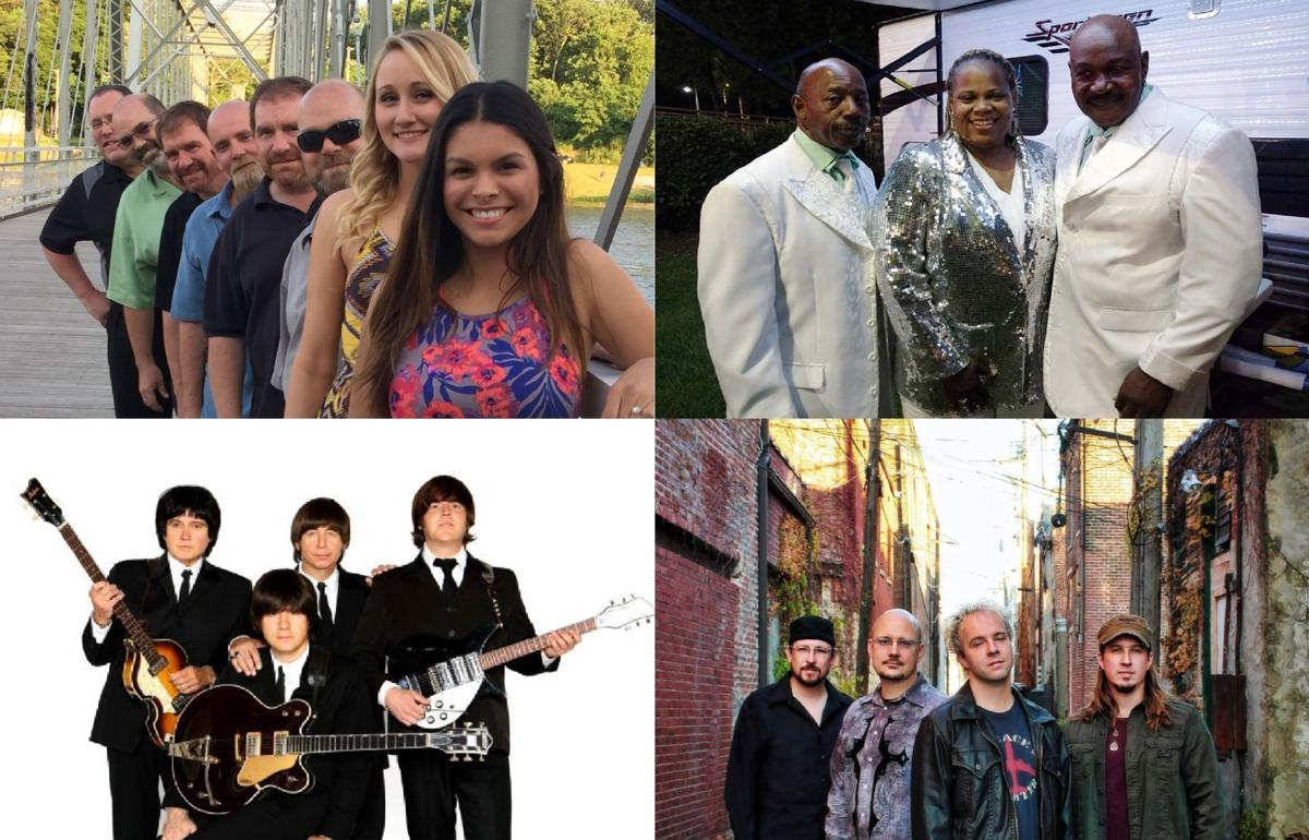 Labor Day celebrations fill the Region with music