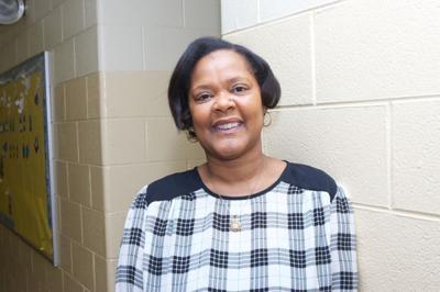 TEACHER OF EXCELLENCE: GlenEva Dunham, Kindergarten, Beveridge Elementary School, Gary, Indiana