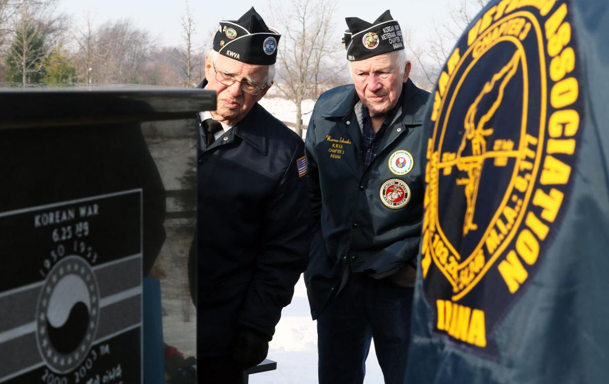 Korean War memorial to get historical correction