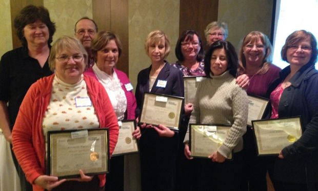 Awards bloom for top master gardeners