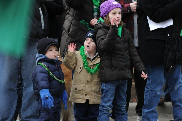 Michigan City's St. Patrick's Day parade is back