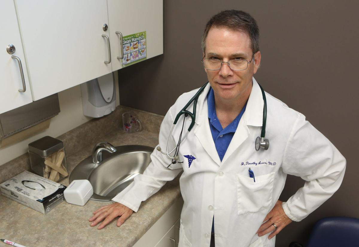 Dr. Timothy Ames is a direct care primary care physician