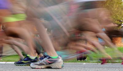 Distance running stock