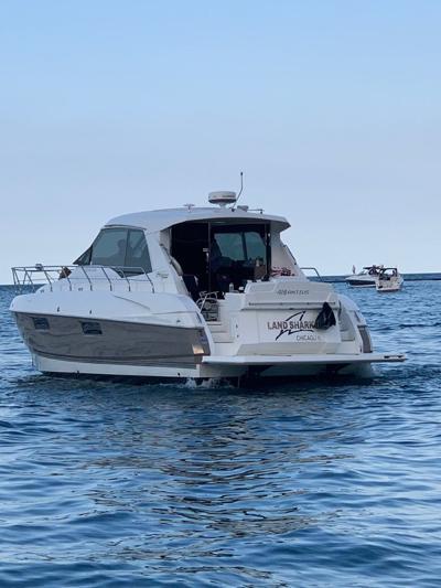 Boat stolen from New Buffalo marina found adrift in shallow water