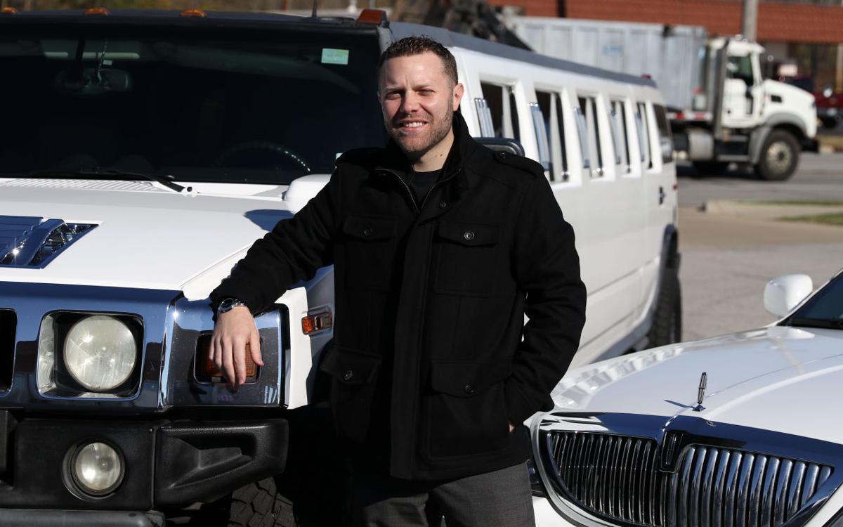 War veteran now runs growing limo business