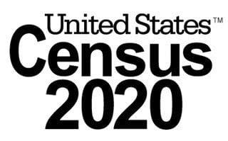 2020 U.S. Census logo