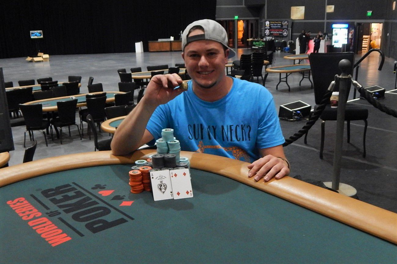 Poker player newspaper championship results green valley ranch poker room manager