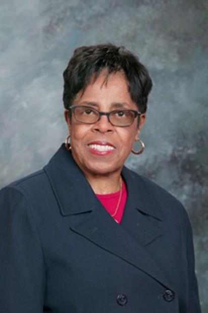 State Sen. Earline Rogers