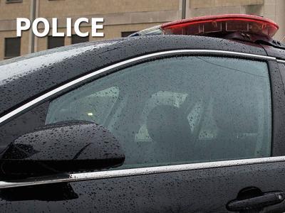 Generic police car stock