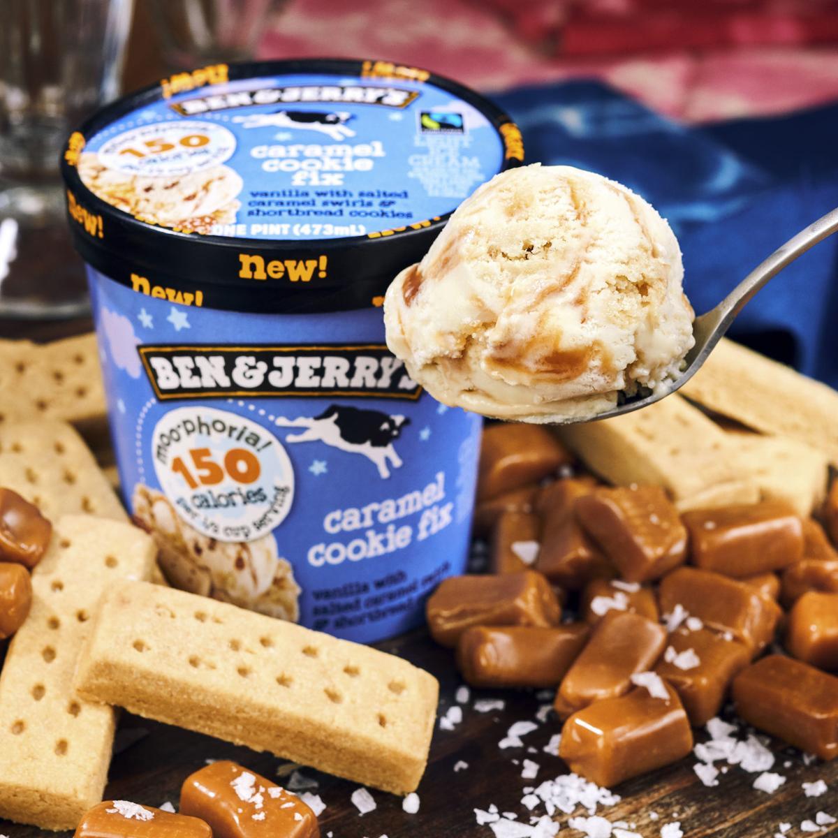 Low-Calorie-Ice Cream Battle