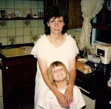 Denisa's mom Linda Dekker