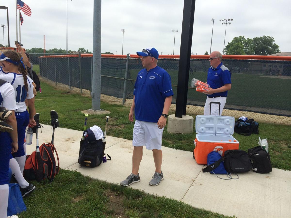 Prep Softball: Class 4A Lafayette Harrison Semistate