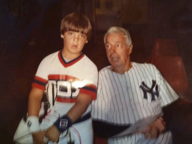 Family feuds over dad's baseball collection