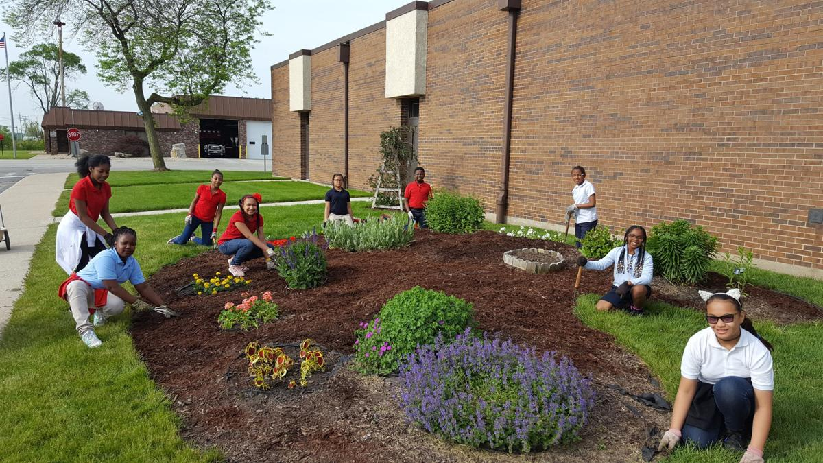 Lansing school gardens get national recognition | South Suburban ...