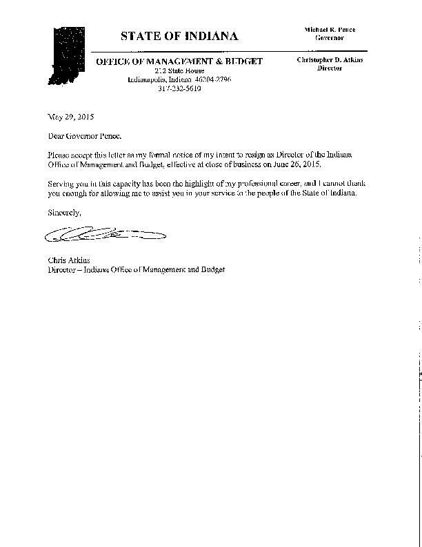 chris atkins omb resignation letter