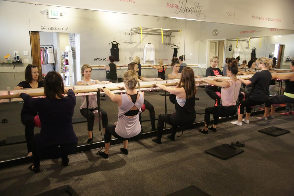 Boutique gyms in the Region help the fitness conscious mix up their routines