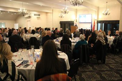 Portage Chamber hosts annual recognition banquet