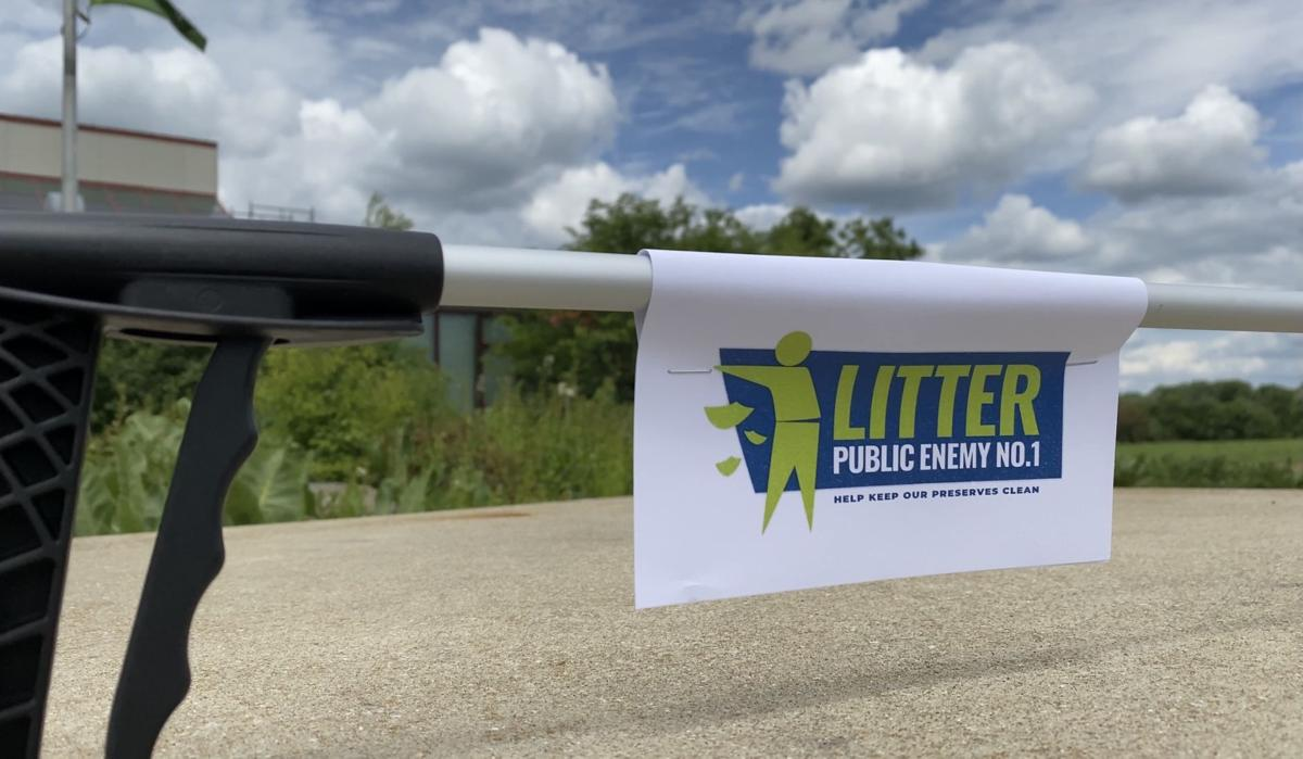 Things to do litter